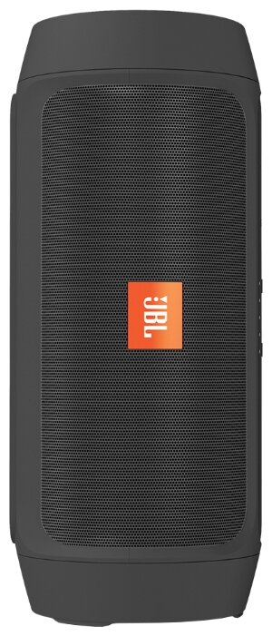 JBL Charge 2+, Black портативная акустическая система
