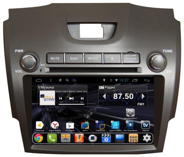 Автомагнитола Daystar DS-7112HD Chevrolet Traiblazer 2013+ ANDROID