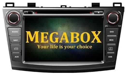 Megabox Mazda 3 new CE6521
