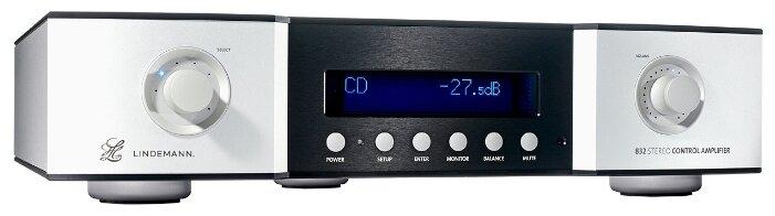 LINDEMANN 832 Stereo Control Amplifier