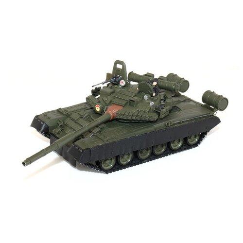 Фото - Сборная модель ZVEZDA Основной боевой танк Т-80БВ (3592PN) 1:35 танк т 80бв