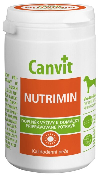 Canvit Nutrimin для собак