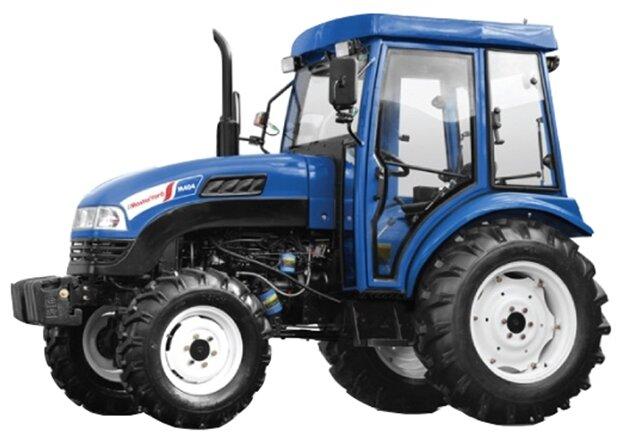 Сельскохозяйственный трактор MasterYard М404 4WD