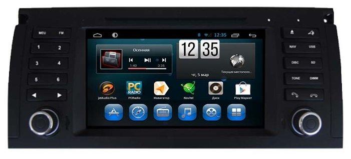 FarCar s180 BMW E39, E53, E38 на Android 4.4 (q082)