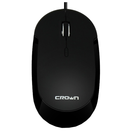 Мышь CROWN CMM-21 Black USB