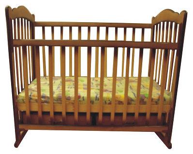 Кроватка Славяне Пегас