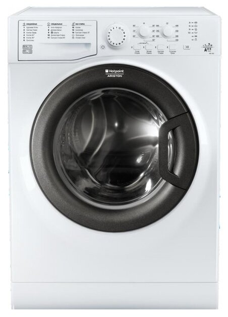 Hotpoint-Ariston Hotpoint-Ariston VML 7082 B Белый, 7кг