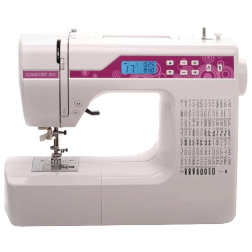 Швейная машина Comfort 80 швейная машина comfort 18 белый