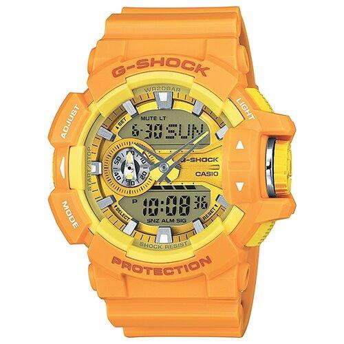Наручные часы CASIO GA-400A-9A casio ga 100gd 9a