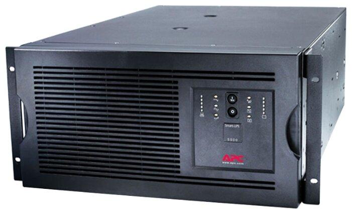 Интерактивный ИБП APC by Schneider Electric Smart-UPS SUA5000RMI5U