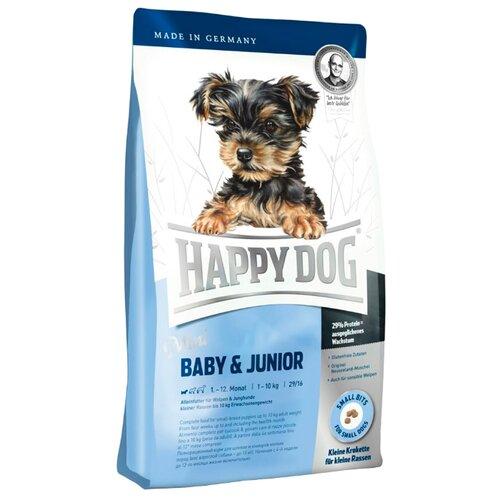 Корм для собак Happy Dog (0.3 кг) Mini Baby&JuniorКорма для собак<br>