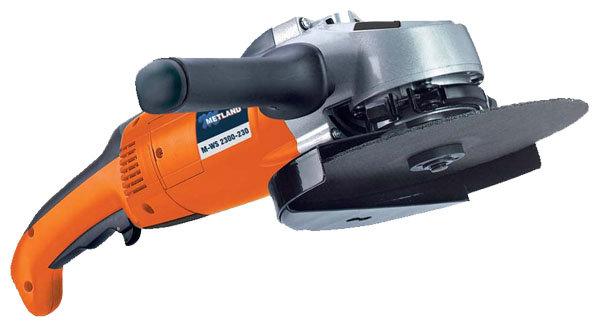 УШМ Metland M-WS 2300-230, 2300 Вт, 230 мм