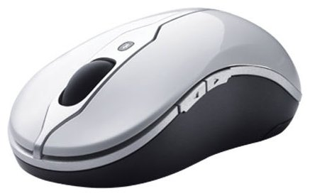 Мышь DELL 5-Button Travel Mouse Glossy Alpine White Bluetooth