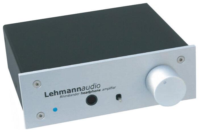 Lehmann Audio Rhinelander Silver