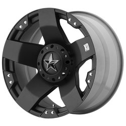 Колесные диски XD Series XD775 8.5x17/8x165.1 D130 ET12 Black
