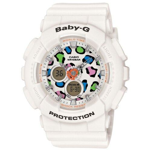 цена Наручные часы CASIO BA-120LP-7A1 онлайн в 2017 году