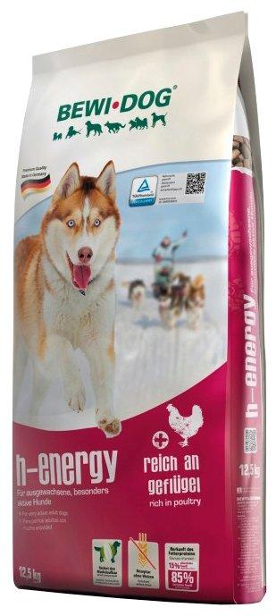 Корм для собак Bewi Dog H-energy rich in Poultry для собак с повышенной активностью