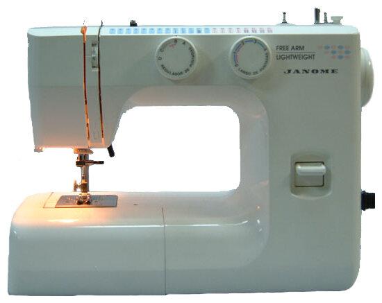 Швейная машина Janome 743-03
