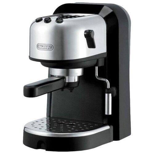 Кофеварка рожковая De'Longhi EC 271 черный