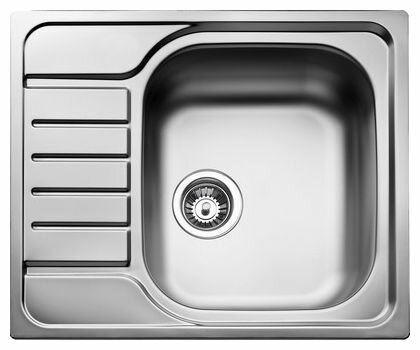 Врезная кухонная мойка TEKA Princess 1B 1/2D