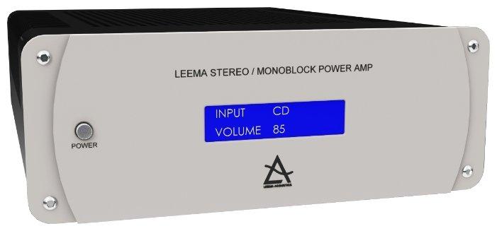 Усилитель мощности Leema Acoustics Elements Power Amplifier