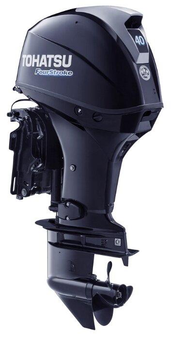 Лодочный мотор Tohatsu MFS40A ETS