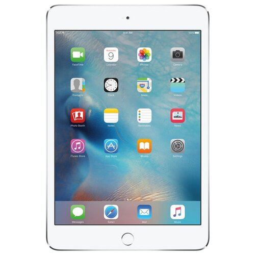 Купить Планшет Apple iPad mini 4 128Gb Wi-Fi silver