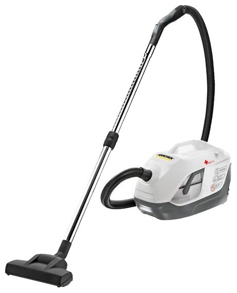 Karcher DS 6.000 Mediclean White