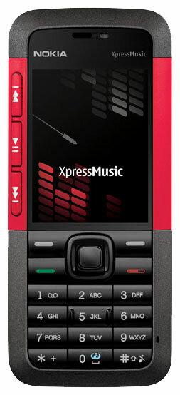 Телефон Nokia 5310 XpressMusic