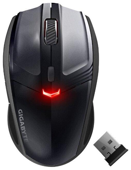 Мышь GIGABYTE ECO500 Black USB