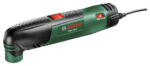 Bosch Многофункциональный инструмент Bosch PMF 190 E 190Вт