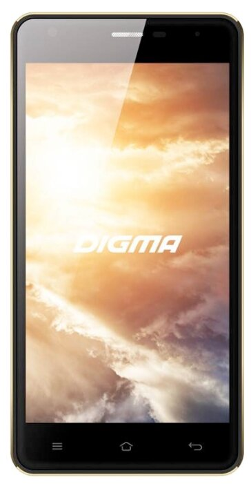 Смартфон Digma VOX S501 белый (VS5002PG (white))