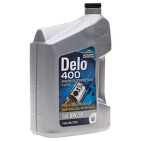 Моторное масло CHEVRON Delo 400 Synthetic SAE 0W-30 3.785 л