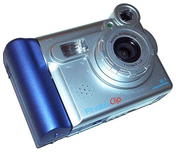 Фотоаппарат Daisy PhotoClip 2116