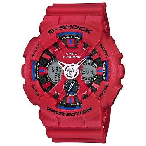 цена на Наручные часы CASIO GA-120TR-4A