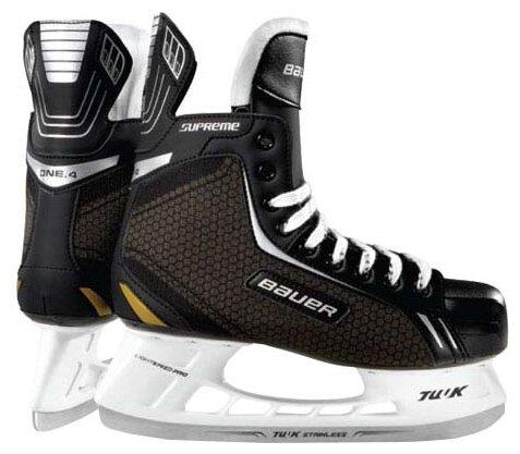 Детские хоккейные коньки Bauer Supreme One.4 для мальчиков