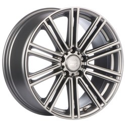 Колесные диски 1000 Miglia MM1005 8.5x19/5x114.3 D67.1 ET42 Matt Anthracite