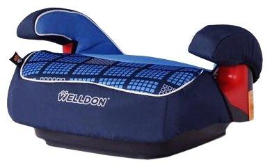 Автокресло группа 3 (22-36 кг) Welldon Travel Kids