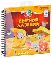 Настольная игра BONDIBON Сырные лазейки ВВ1054