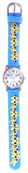Наручные часы Тик-Так H101-2 Голубые котята