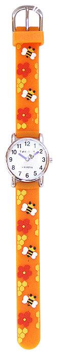 Наручные часы Тик-Так H101-2 Оранжевые пчелы