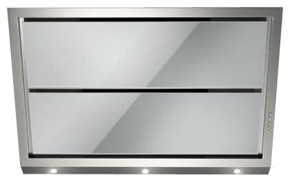 Вытяжка GLEAM 90 IX (800) ECP, белая, Falmec