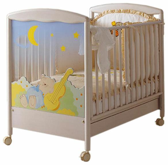 Кроватка Baby Expert Sofficione