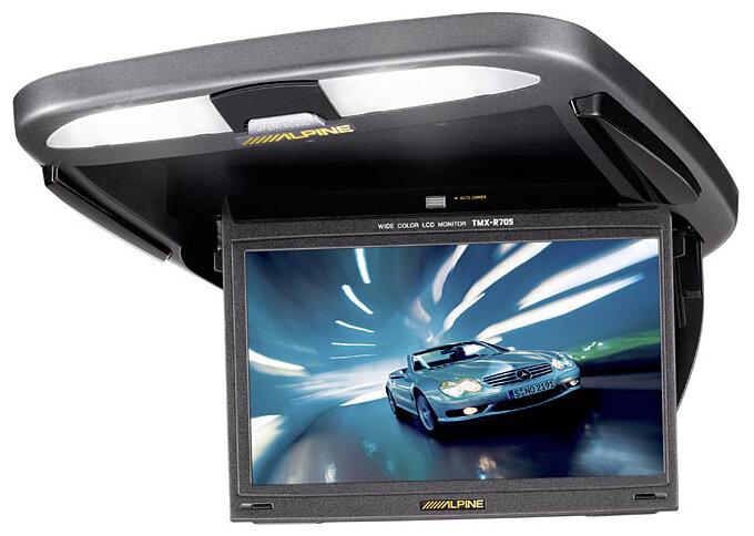 Автомобильный монитор Alpine TMX-R705