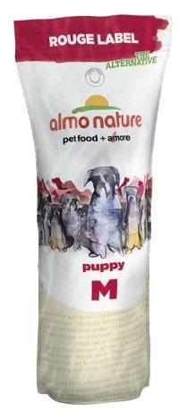 Корм для щенков Almo Nature Rouge Label курица 9.5 кг (для средних пород)