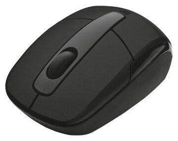 Trust Wireless Mini Travel Mouse Black USB