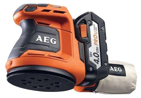 AEG BEX 18-125 Li-402C