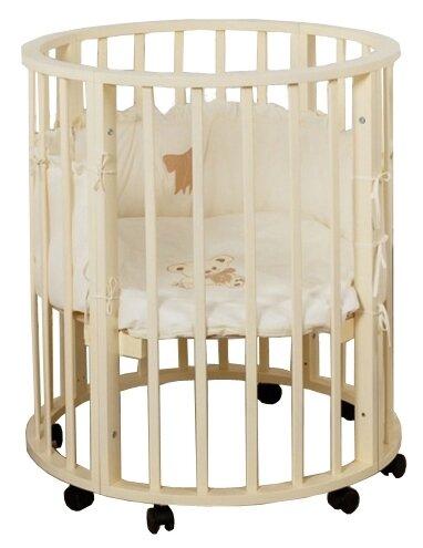 Кроватка Incanto Mimi 7 в 1 (трансформер)