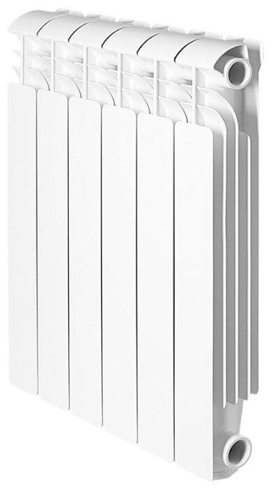 Радиатор секционный алюминий Global ISEO 350