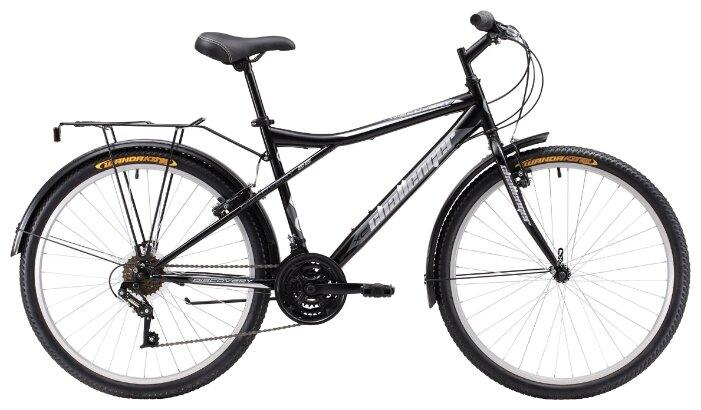 Велосипед для взрослых CHALLENGER Discovery 26 R (2017)